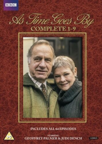 1 of 1 - As Time Goes By: Series 1-9 [Region 2] - DVD - New - Free Shipping.