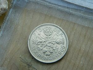 Wedding Sixpence, Wedding 6 pence coin
