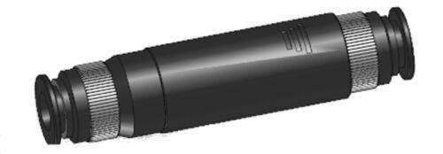 Serraggio sottovuoto sistema Venturi principio generatore di vuoto d6//7