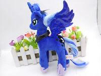 My little pony Friendship is Magic Plush Princess Luna 9.5inches