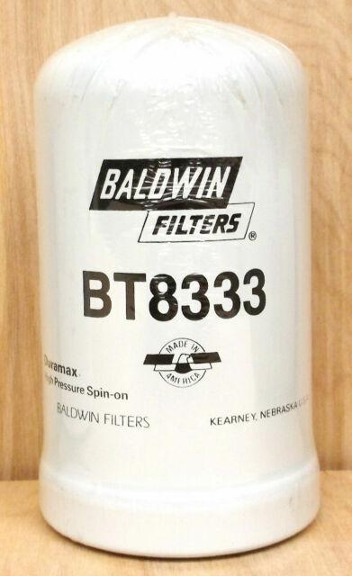 Baldwin Filters BT8333 Heavy Duty Hydraulic Filter 3-1//8 x 5-17//32 In