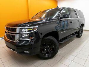 2017 Chevrolet Suburban LT SIÈGES / VOLANT CHAUFF BOSE TOIT NAV *CUIR*