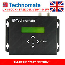 Technomate TM-RF HD 1080p HDMI RF Modulator Coax Sky Freesat BT Virgin CCTV NEW