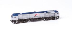 Mehano-58923-Gauge-H0-Blue-Tiger-2-DE-AC33C-Tx-Logistics-Ep-v-VI-Sound