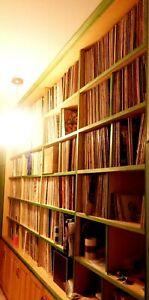 Vinyl-records-collection-on-sale-9001-LP-7-034-12-034-Rock-Pop-Jazz-Wave-OST-Punk