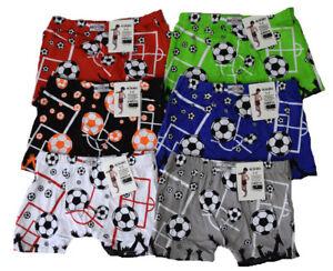 Kinder-Boxershorts-Neu-Jungen-Boxershorts-6-Tlg-Kinder-Unterhose-Jungen-Slip-s