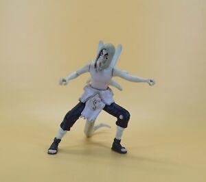 """naruto anime action figure hyuga neji  old 5/"""" change color #h6"""