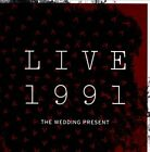 Live 1991 by The Wedding Present (CD, Sep-2013, 2 Discs, Forced Exposure)