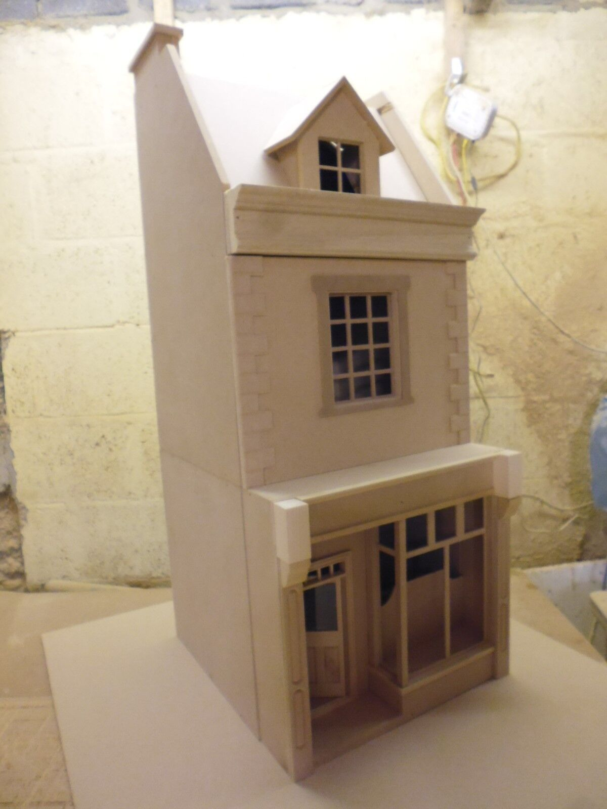 Dolls House 1 12 scale scale scale Fore Street Store kit by Dolls House Direct 094428