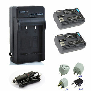 FOR-CANON-VB511-VIDEO-CAMERA-REP-BATTERY-CHARGER-SUITS-BP-508-BP-511-BP-511A
