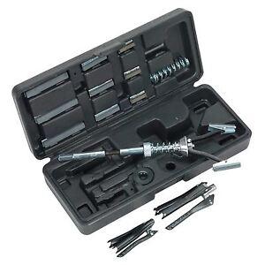 Nuevo-En-Caja-Cilindro-Pulir-Afilar-Herramientas-Set-Doble-Y-Triple-Pierna-18-89mm-Bore-4-En-1