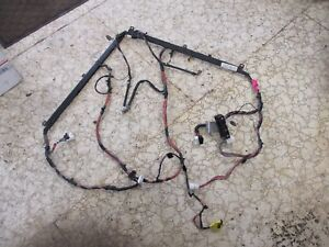 2004 dodge ram 3500 5 9l 4x4 oem body wire wiring harness(interior