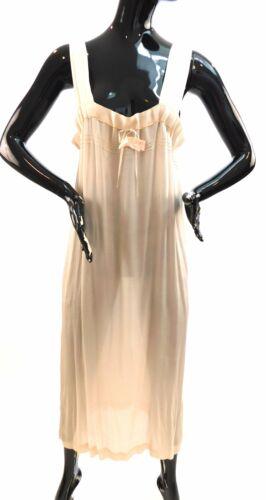 Vintage 1920s tissue silk night gown