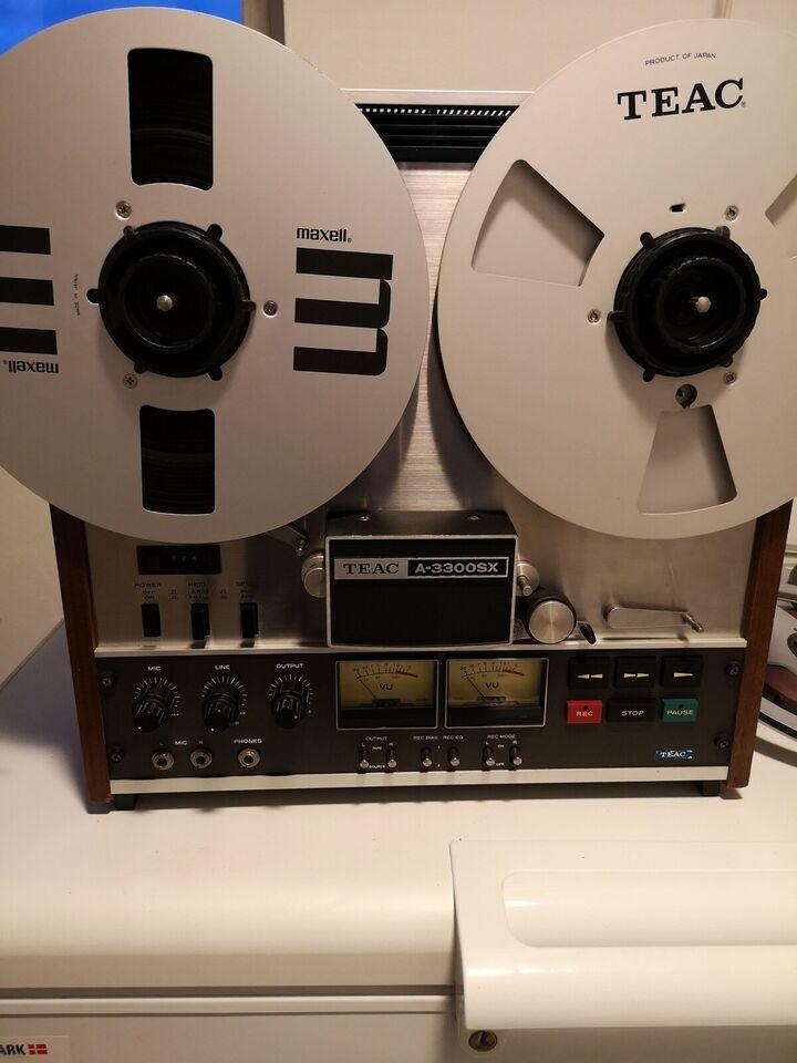 Spolebåndoptager, Teac, A-3300SX