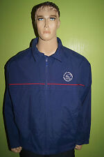 adidas vintage 90th AJAX AMSTERDAM  Windbreaker soccer Jacket football SAMPLE