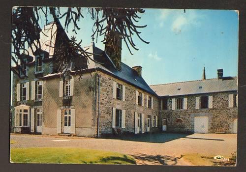 BAZOUGES-la-PEROUSE : CASTEL MARIE (MAISON DE RETRAITE)
