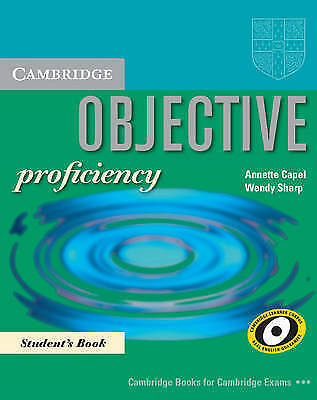 1 of 1 - Objective Proficiency Student's Book-ExLibrary