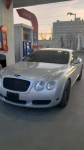 2006 Bentley Continental GT only 110kms