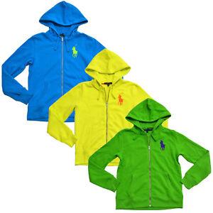Ralph-Lauren-Womens-Big-Pony-Hoodie-Full-Zip-Jacket-Sweatshirt-Xs-S-M-L-New-Nwt