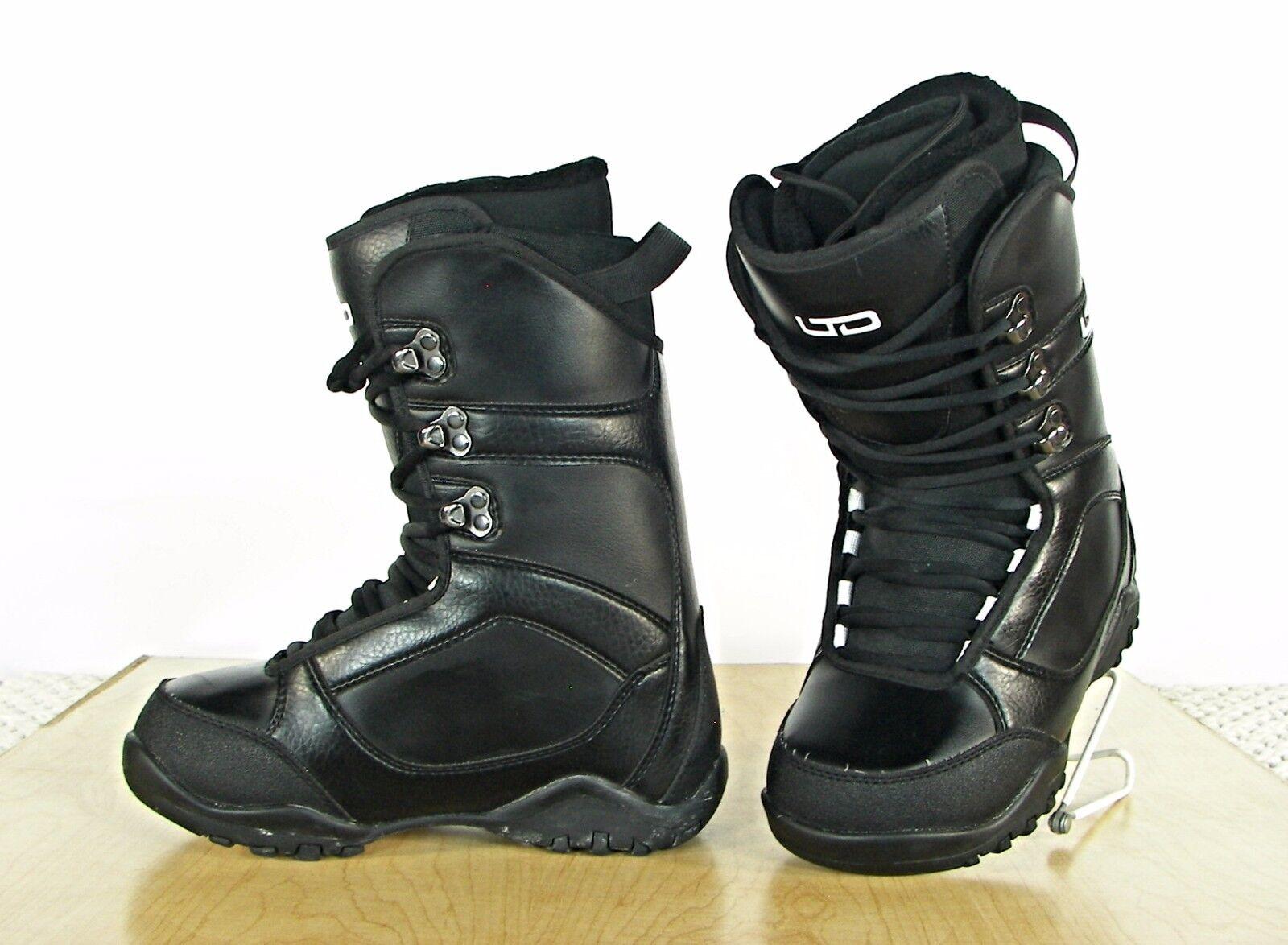 LTD Snowboard Boots Women's Ladies Size 7  EXCELLENT++