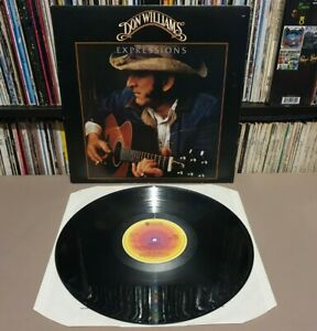 DON WILLIAMS Expressions Vinyl L.P **1978 UK A/B1** ABC RECORDS ABCL 5253