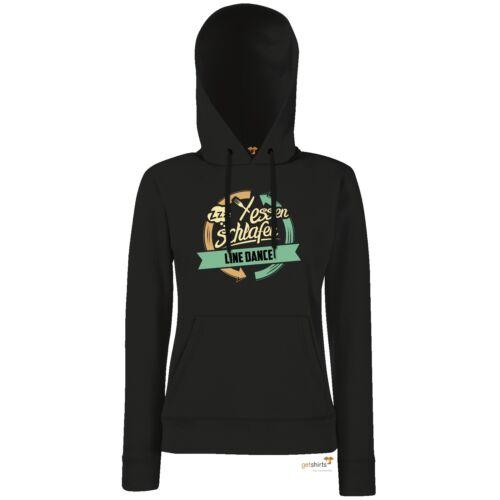 Sport Line Dance RAHMENLOS® Geschenke getshirts Hoodie Damen