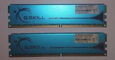 G.SKILL PIatinum 4GB 2X2GB PC2 8500U 1066MHz DDR2 F2-8500CL5D-4GBPK - NICE