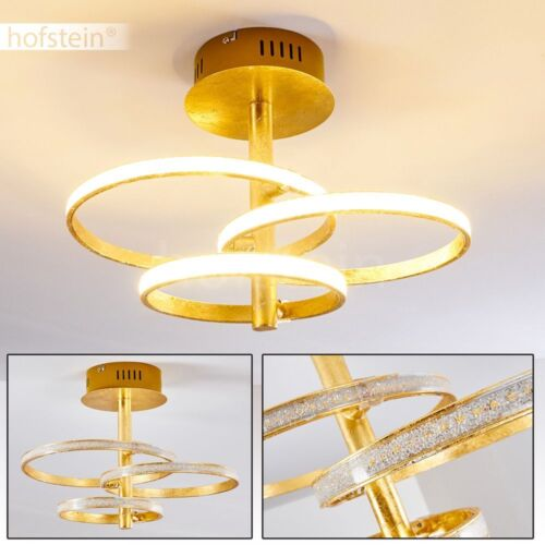 Design LED Deckenleuchte Fristad Küchen Dielen Flur Lampe Wohn Schlaf Ess Zimmer