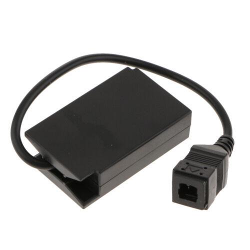Connettore di alimentazione accoppiatore cc EP-5C per Nikon J1 J2 J3 S1 1 V3