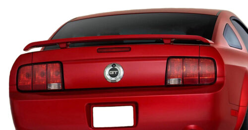 PAINTED ALL COLORS FORD MUSTANG FACTORY STYLE SPOILER 2005-2009