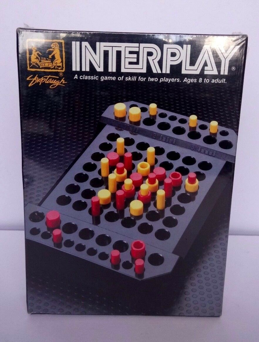 INTERPLAY CLASSIC CLASSIC CLASSIC TRADITIONAL SKILL GAME NEW & SEALED 5da08f