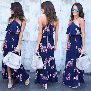 Women-s-Summer-Vintage-Boho-Long-Maxi-Evening-Party-Beach-Dress-Floral-Sundress