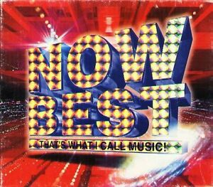 NOW-BEST-THAT-039-S-WHAT-I-CALL-MUSIC-Japan-CD-QUEEN-UB40-SPICE-GIRLS-JANET-JACKSON