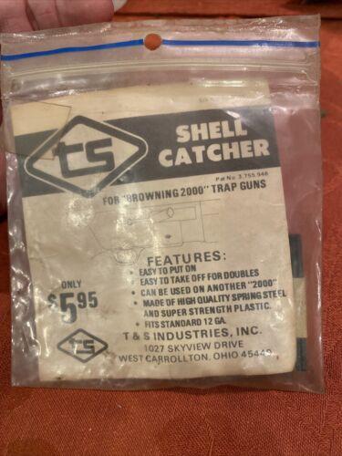 T+S Shell Catcher Browning 2000 Trap Gun 12 Ga TS 2000