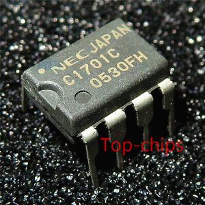 UPC1701C-BIPOLARANALOG-INTEGRATED-CIRCUIT-Chip