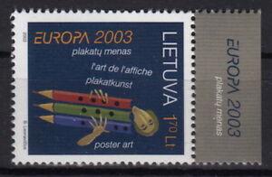 CEPT-Ausgabe-LITAUEN-2003-Mi-816-Jahresmarke-postfrisch-MW-1-50-F243-1