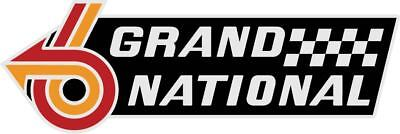 for Buick Regal Grand national //GNXT-Type 2X Lowered muscle car stickers