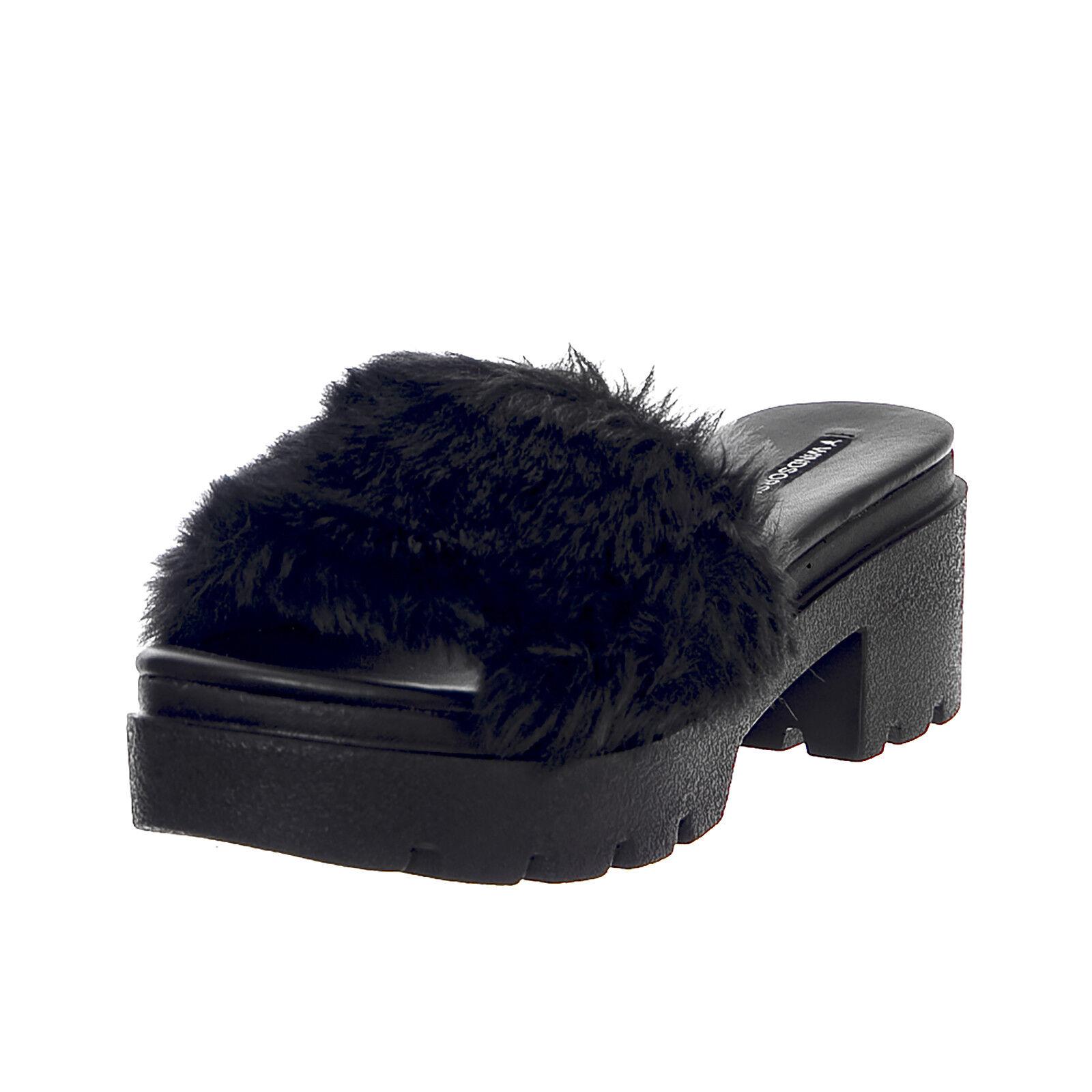 Windsor Smith Sandals Elva Black Black