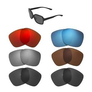 faa20c2e252 Image is loading Walleva-Replacement-Lenses-for-Oakley-Proxy-Sunglasses- Multiple-