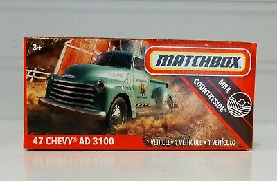 MATCHBOX 2020 ´47 CHEVY AD 3100 MBX COUNTRYSIDE NEU /& OVP