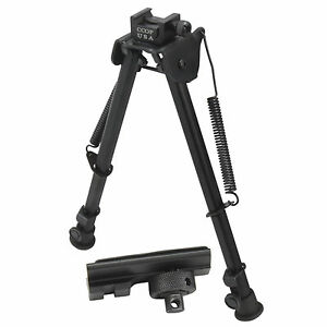 CCOP-USA-14-034-Tactical-Rifle-Bipod-Adjustable-Spring-Return-Free-Adapter-BP-79L