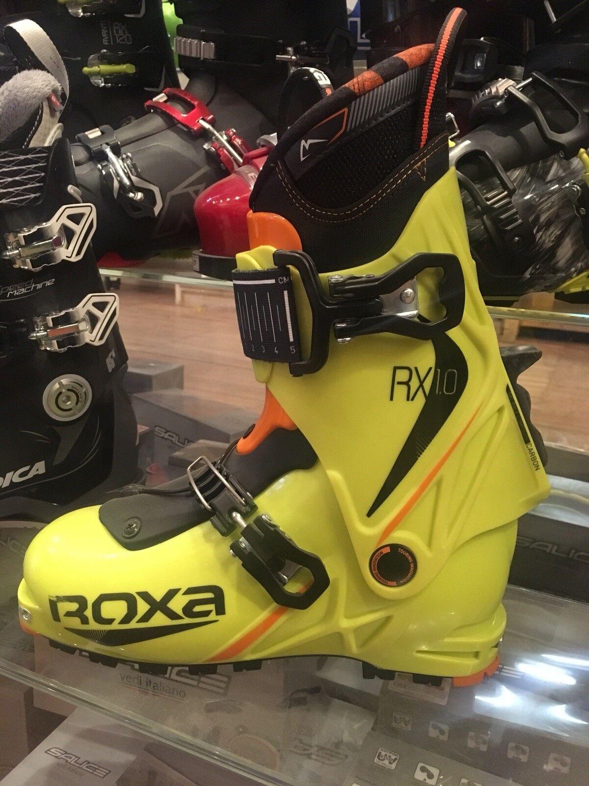 Scarponi Scialpinismo Roxa RX 1.0 Mis.27