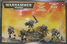 Warhammer 40K: Adeptus Astartes: Space Marine: Scout Squad  NEW