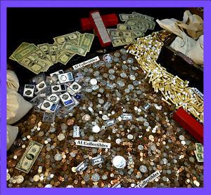 MASSIVE-ESTATE-SALE-GOLD-SILVER-BULLION-OLD-US-COINS-GEMS-RARE-U-S-BILLS