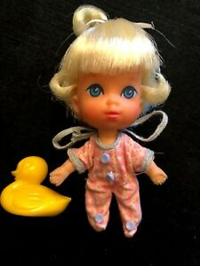 LITTLE-KIDDLE-BABY-CRIB-ACCESSORIES-VINTAGE-MINTY-BY-MATTEL