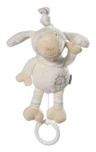 Fehn Baby-Spieluhr Schaf mit MelodiewahlSpieluhren Shop spielzeug-laedle