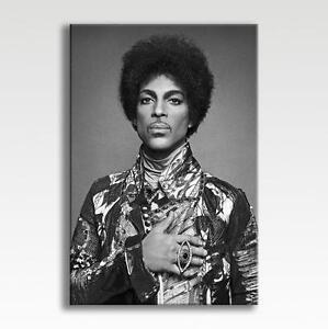 Prince-Lila-Regen-Hit-n-Lauf-Leinen-Poster-Pic-Aufdruck-Foto-Wandkunst