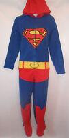 Superman Mens Onesie Primark All In One Pyjamas Sleepsuit