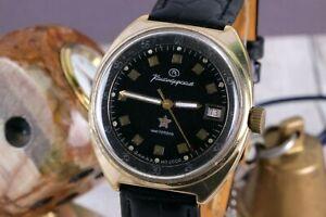 Armbanduhr-VOSTOK-KOMANDIRSKIE-Zakaz-MO-USSR-Vintage-Watch-Soviet-WATCH