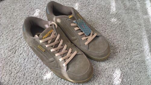 Nwt Skate Chaussures De Baskets Kicks 13 En Og Vintage Taille Vans Marron snooka Daim RqAgga